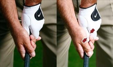 握り ゴルフ 方 グリップ
